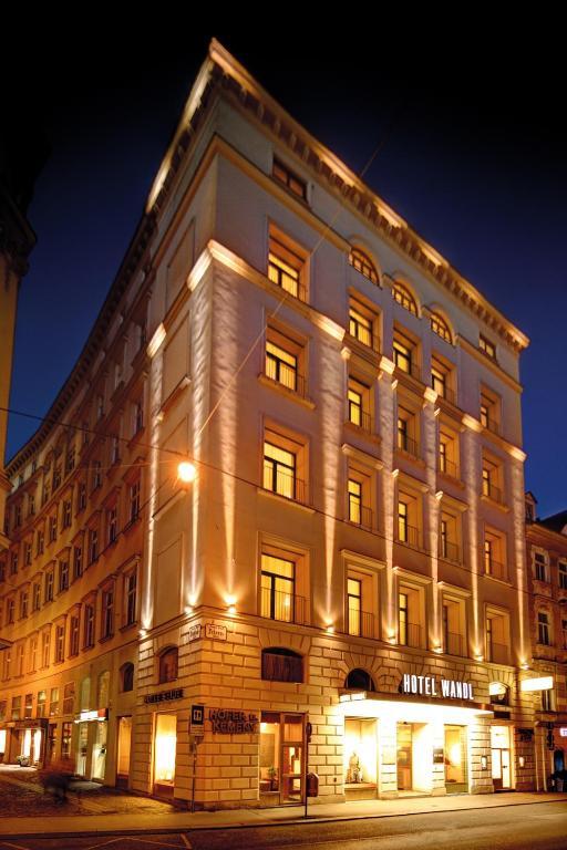 Hotel wandl wien informationen und buchungen online for Hotel michelin