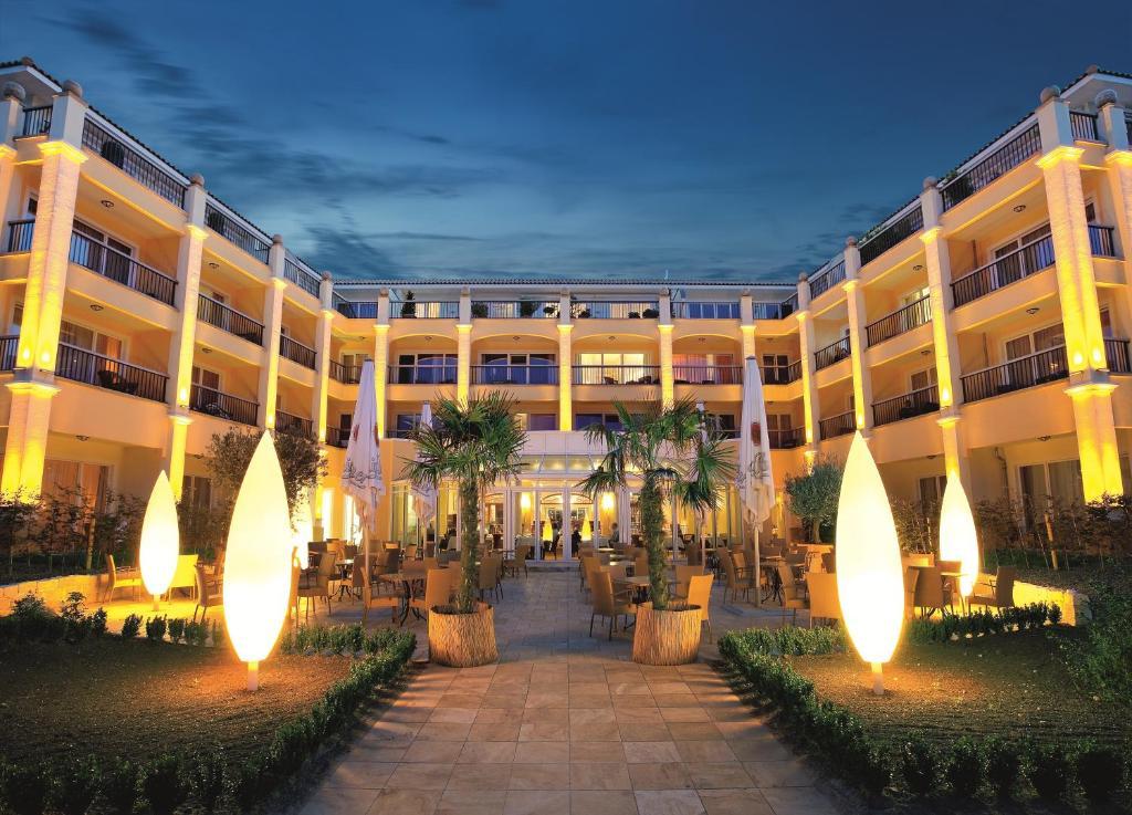 Hotel gran belveder r servation gratuite sur viamichelin for Reservation gratuite hotel