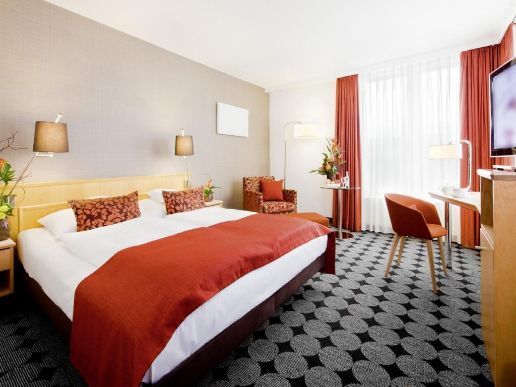 m venpick hotel n rnberg airport n rnberg viamichelin informatie en online reserveren. Black Bedroom Furniture Sets. Home Design Ideas