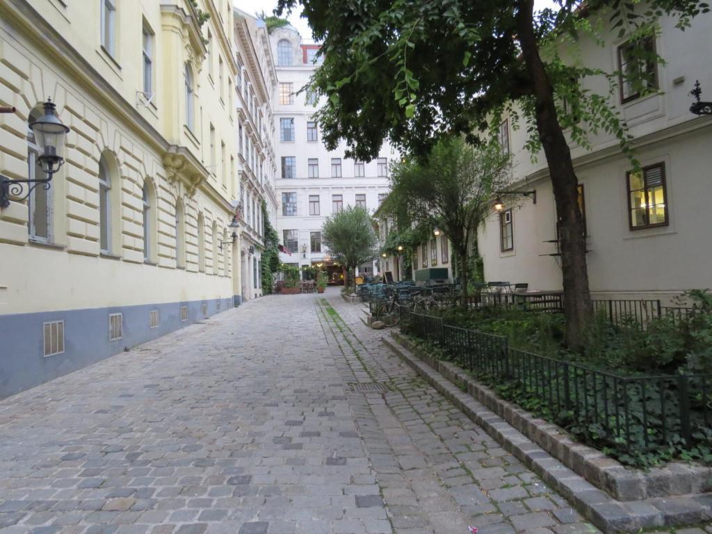Apartments spittelberg schrankgasse wien informationen for Design hotel 1070 wien