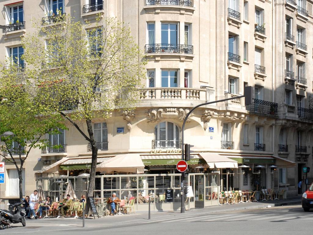 Appart 39 tourisme paris porte de versailles paris online booking viamichelin - Office tourisme portugal paris ...