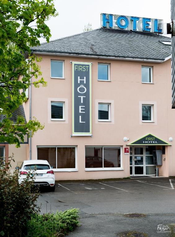 Avis Hotel Centre Ville Rodez
