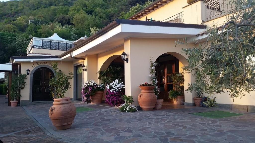 Hotel Villa Degli Angeli Castelgandolfo