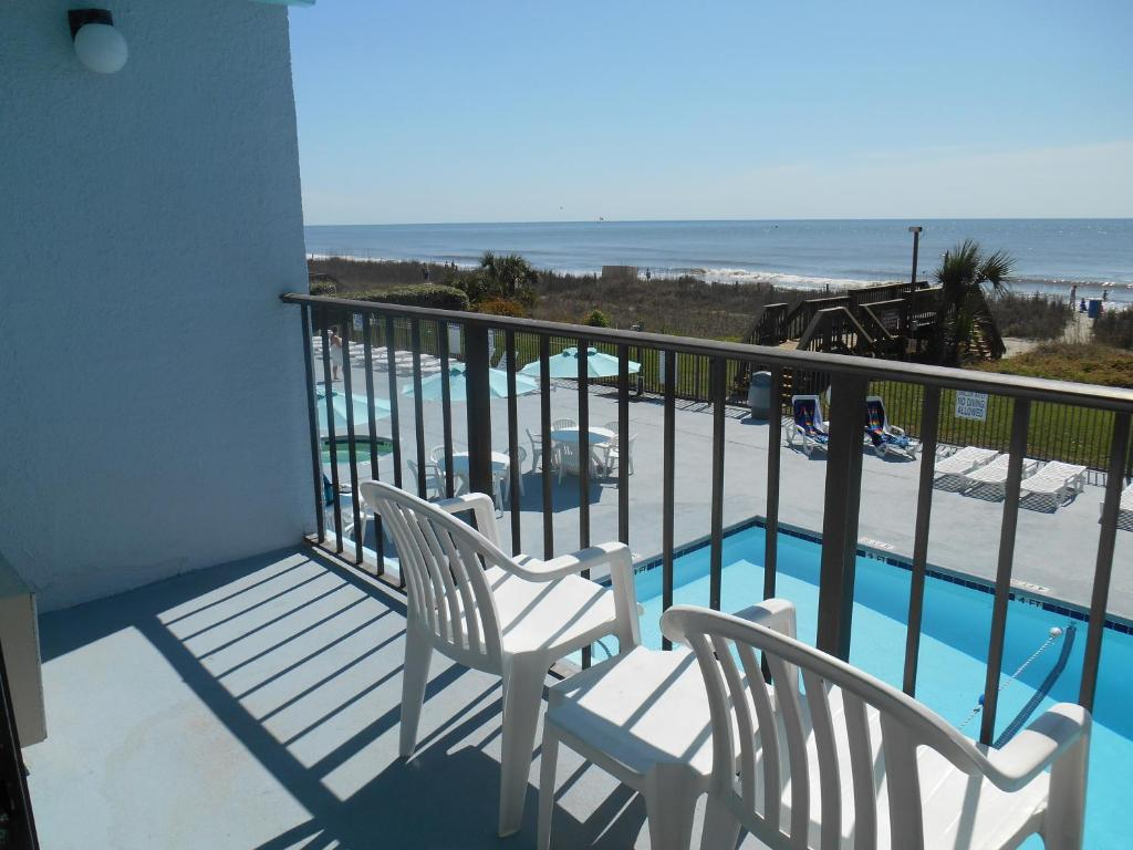 Myrtle Beach Oceanfront Hotels With Hot Tub In Room