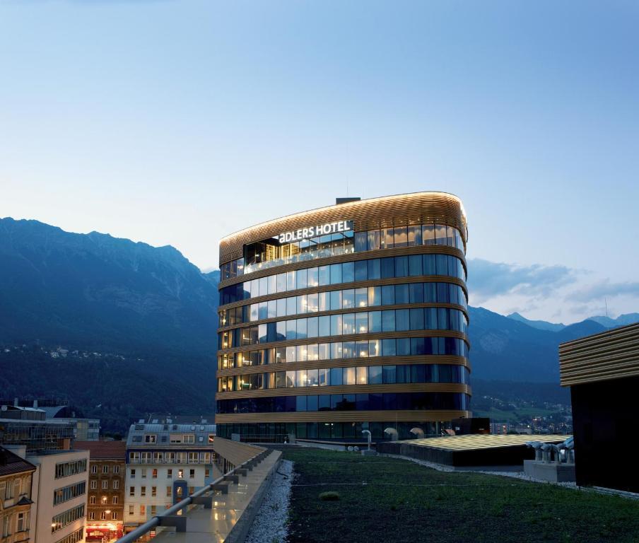 Adlers Hotel Innsbruck Spa