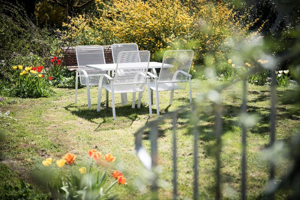 Au jardin zuchwil viamichelin informatie en online for Au jardin review