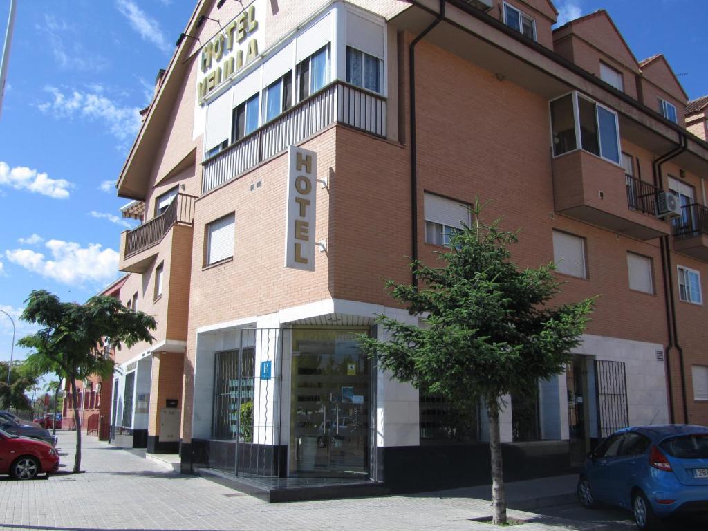 Hotel velilla r servation gratuite sur viamichelin - Inmobiliaria velilla de san antonio ...