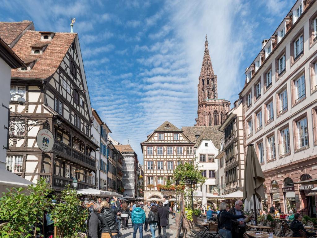 Hotel Cathedrale Strasbourg Parking