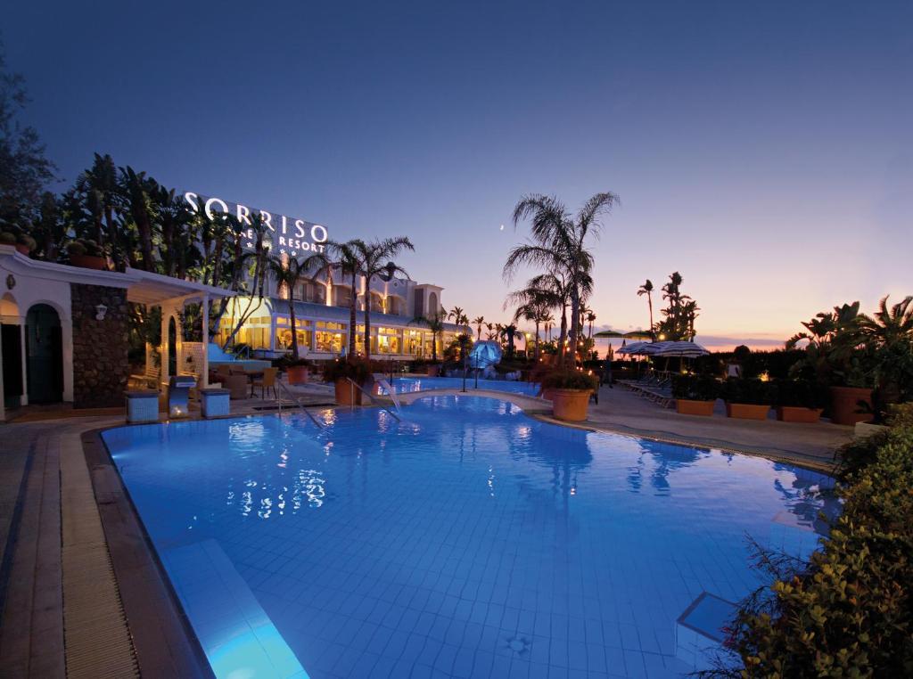 Hotel Sorriso Ischia Booking