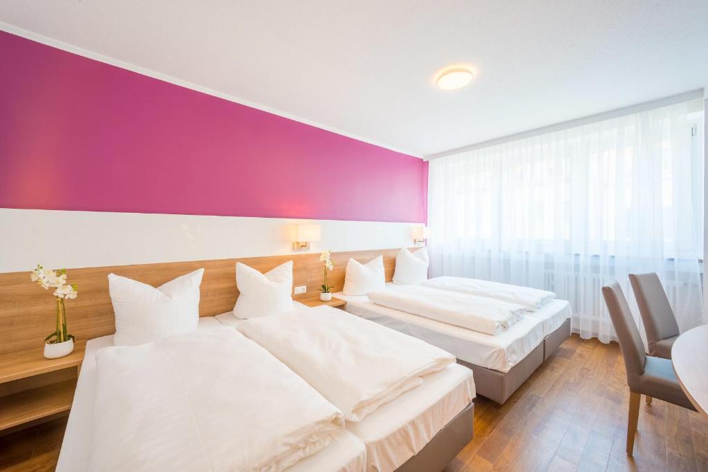 Hotel Italia Munchen Schillerstrasse