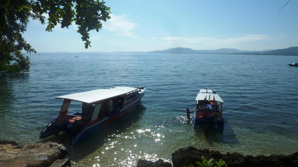 Raja laut 5 padi dive resort bunaken wori - Raja laut dive resort ...