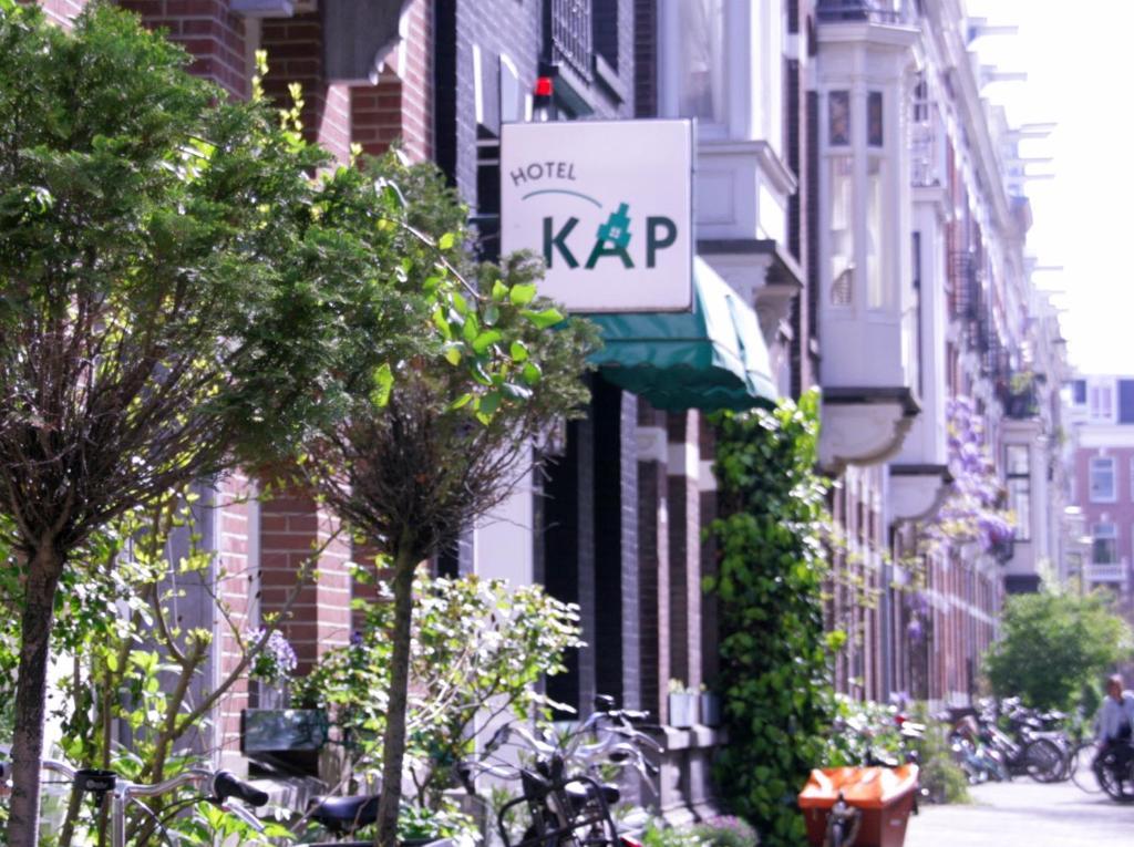 Hotel Kap City Centre Amsterdam Viamichelin
