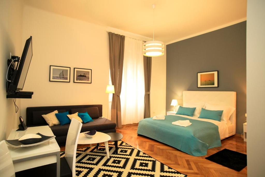 Contarini luxury rooms split book your hotel with for Split room