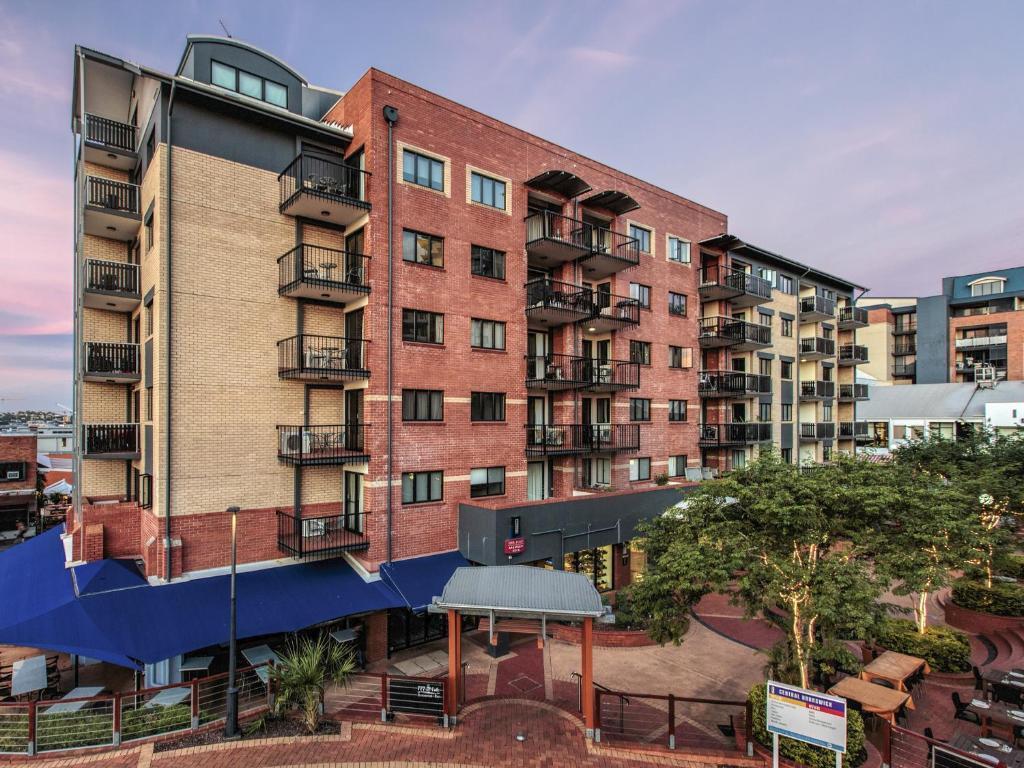 Central brunswick apartment hotel r servation gratuite for Central reservation hotel