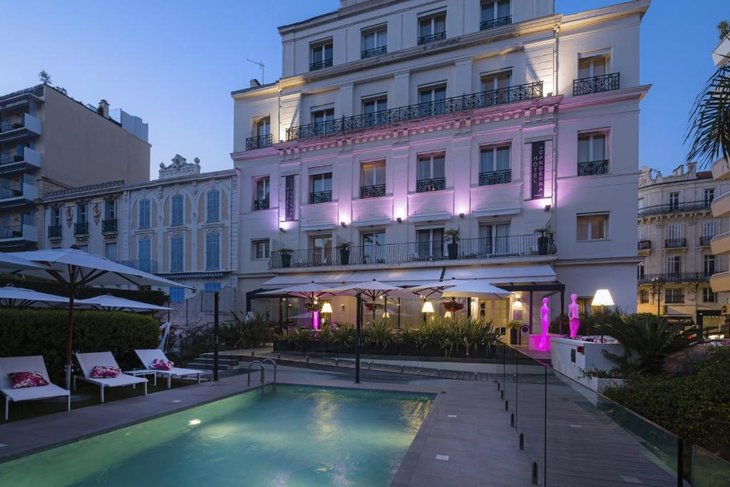 cannes hotel canberra: