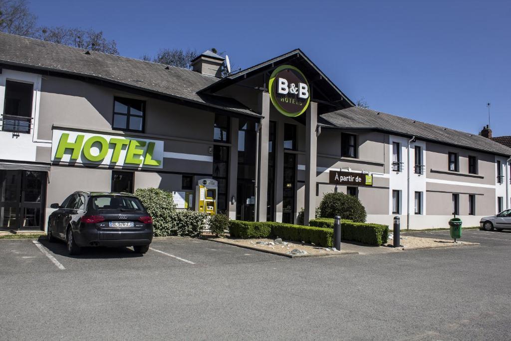 B b h tel vierzon r servation gratuite sur viamichelin for Hotels vierzon