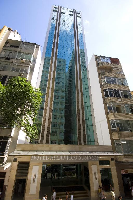 Hotel atl ntico business centro r servation gratuite sur for Central de reservation hotel