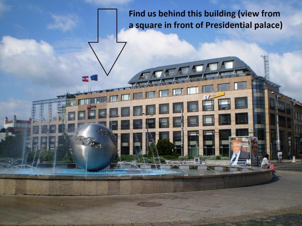 Pension petit bratislava informationen und buchungen for Hotel design 21 bratislava