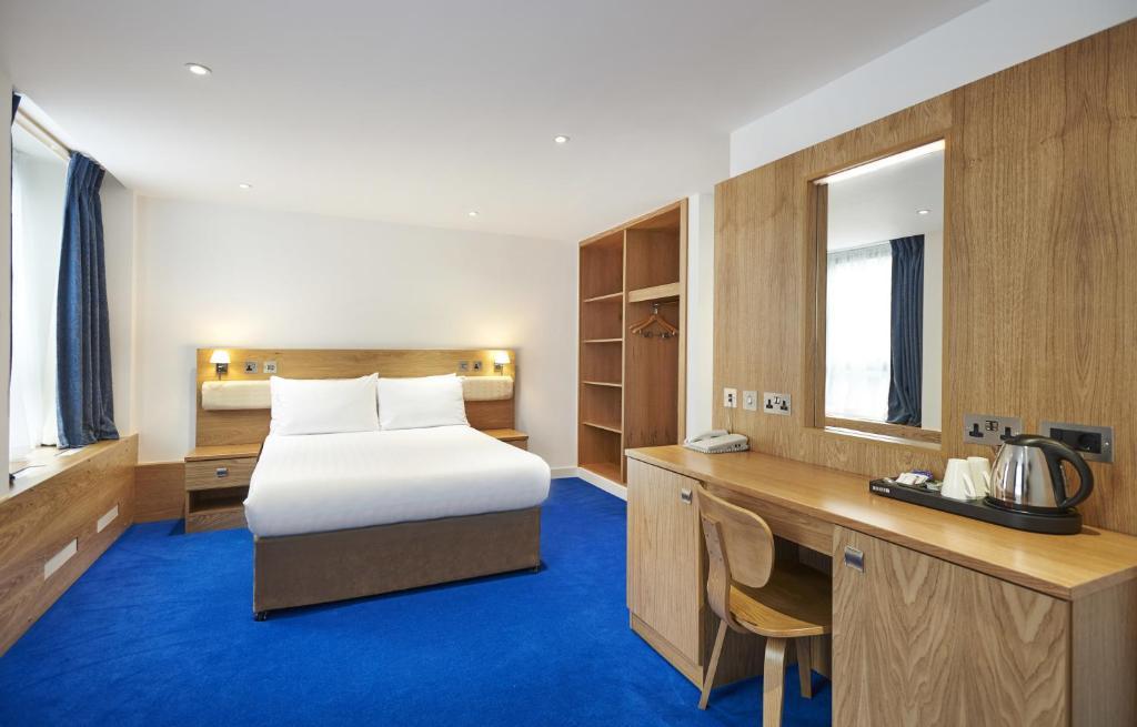 Central park hotel london informationen und buchungen for 64 queensborough terrace bayswater london w2 3sh