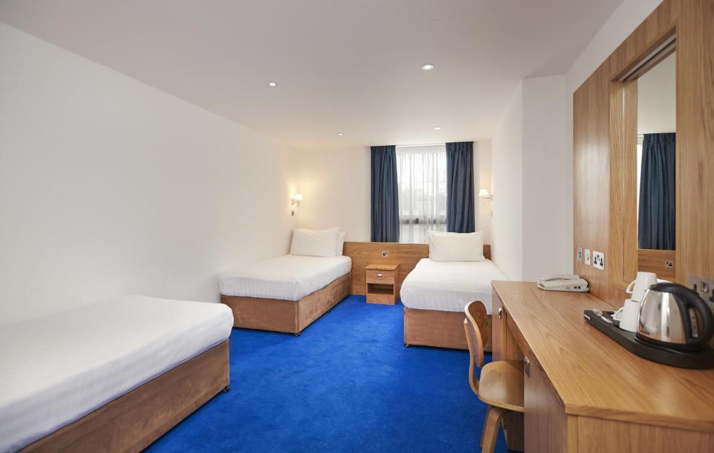 Central park hotel r servation gratuite sur viamichelin for 48 queensborough terrace london w2 3sj