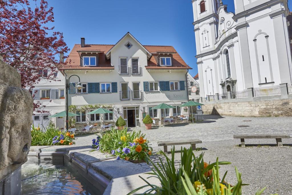 Hotel Kreuz In Bad Waldsee