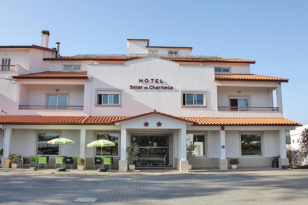 hotel solar da charneca leiria reserve o seu hotel com viamichelin. Black Bedroom Furniture Sets. Home Design Ideas