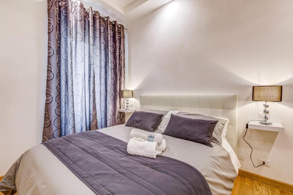 Chambres d 39 h tes prati luxury suites chambres d 39 h tes rome for Chambre hote design rome