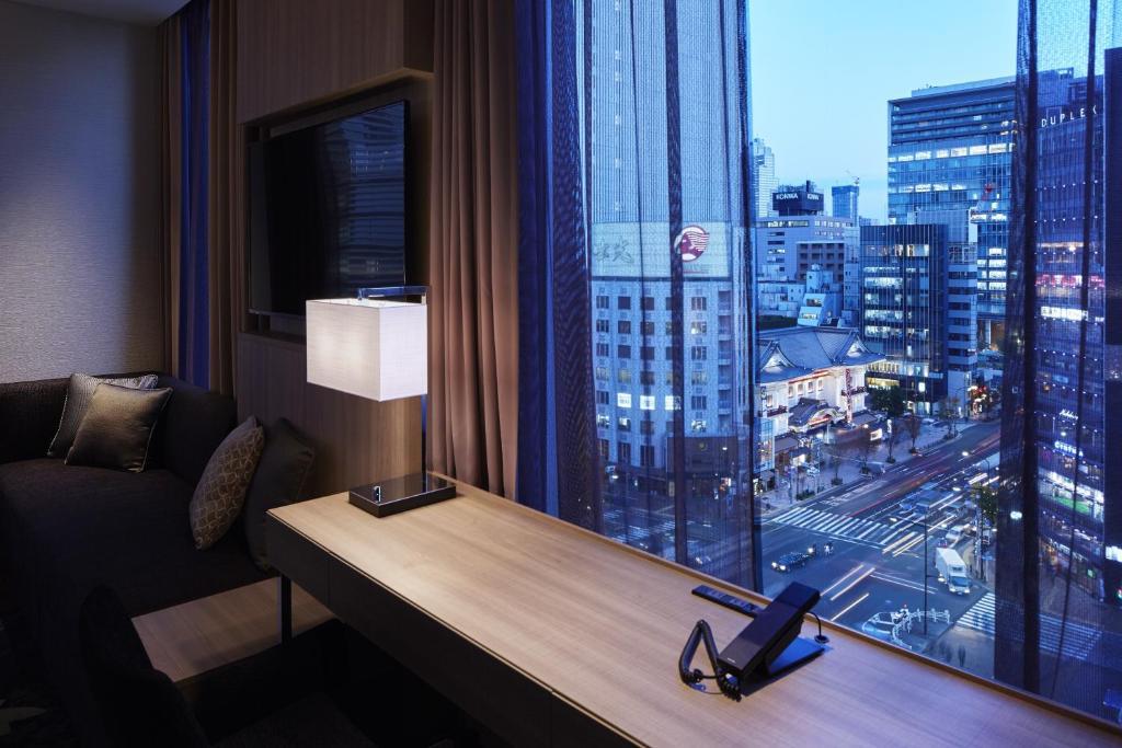 Millennium Mitsui Garden Hotel Tokyo Tokyo Book Your