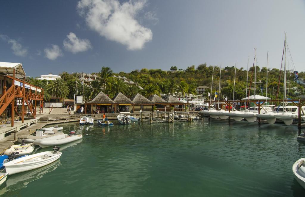 West indies yacht club resort when