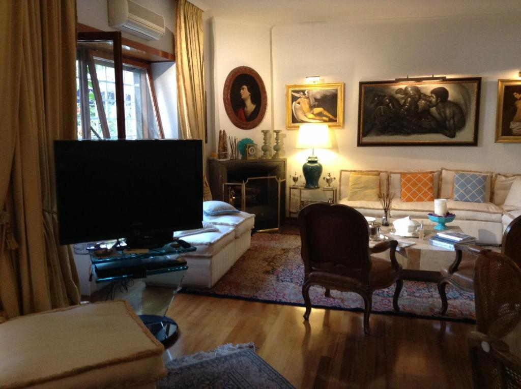 Chambre d 39 h tes trastevere gianicolo chambres d 39 h tes rome for Chambre hote design rome