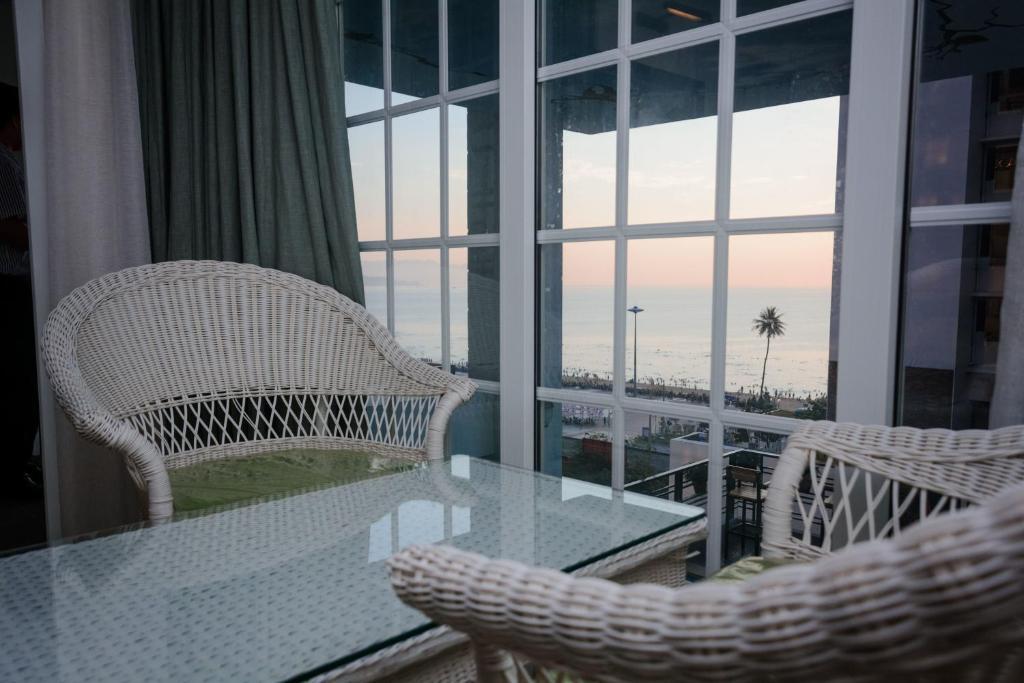 Suite với Ban công Nhìn ra Biển