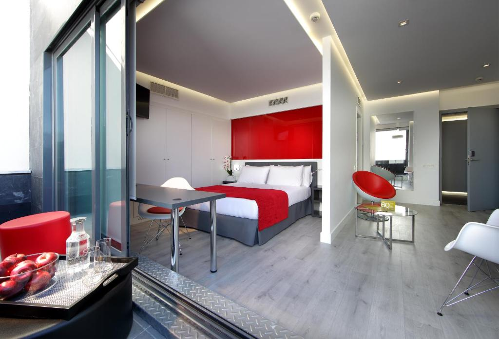 Eurostars Central Madrid Book Your Hotel With Viamichelin