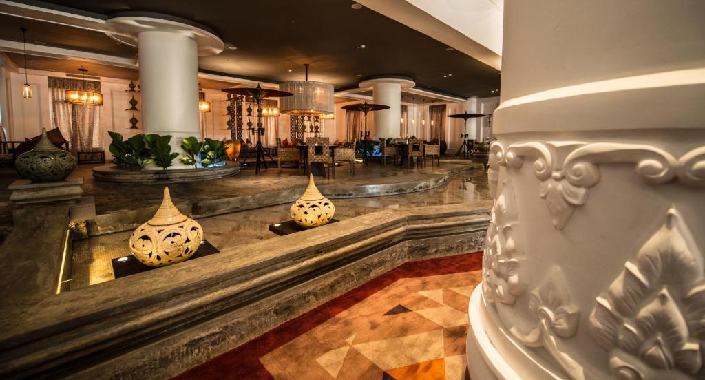 Rose Garden Hotel Yangon Online Booking Viamichelin