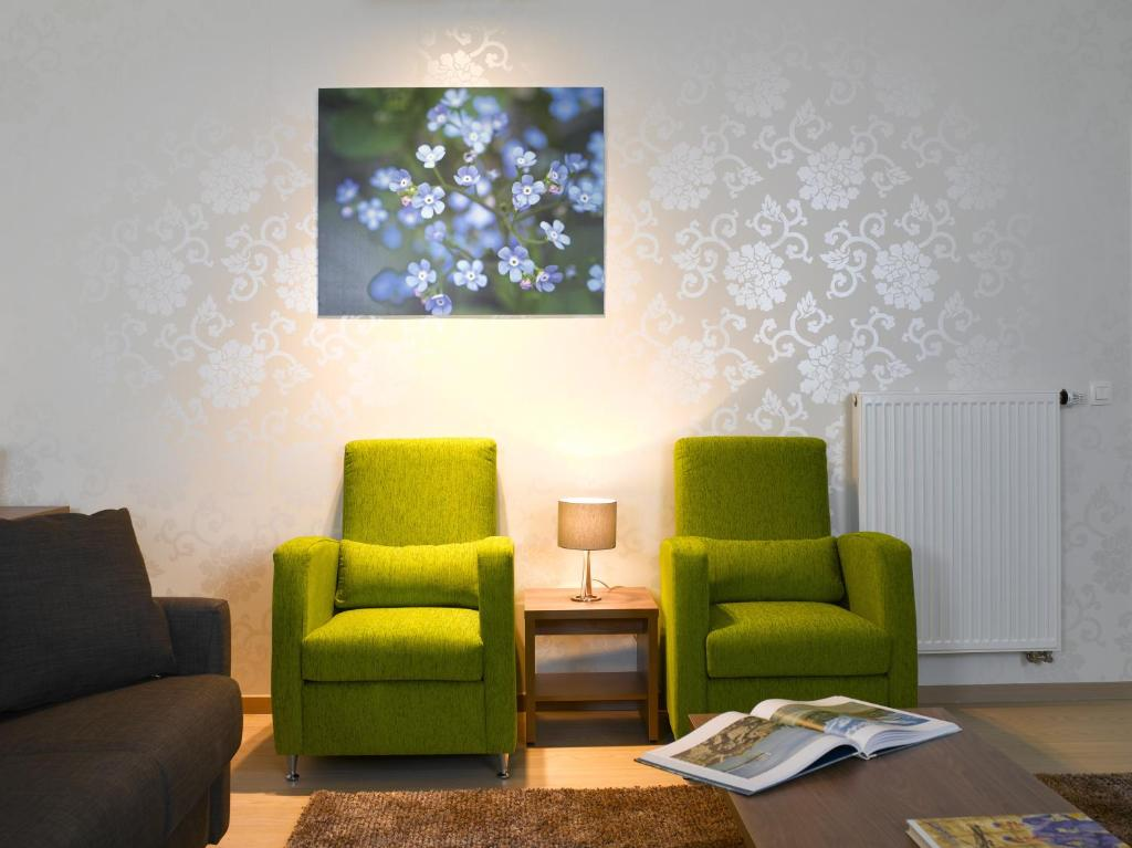 Thon residence florence aparthotel brussels online for Florence appart hotel
