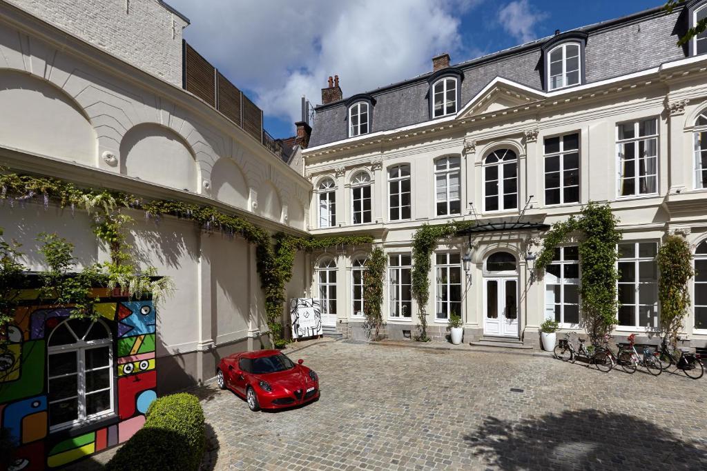 Hotel Lille Rue De La Barre