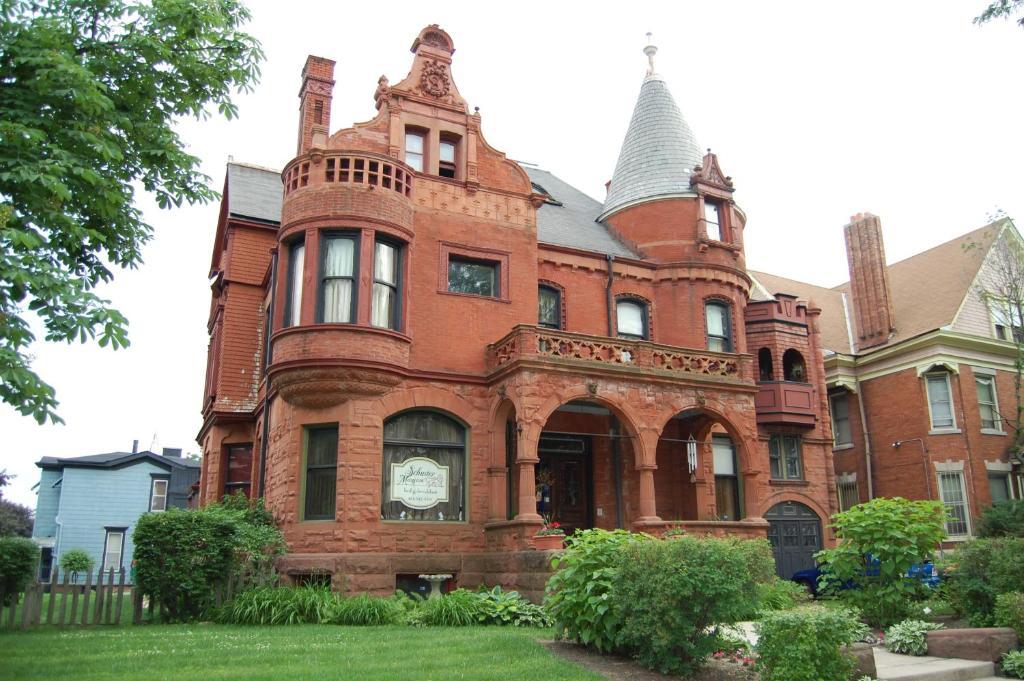 Schuster Mansion Bed & Breakfast