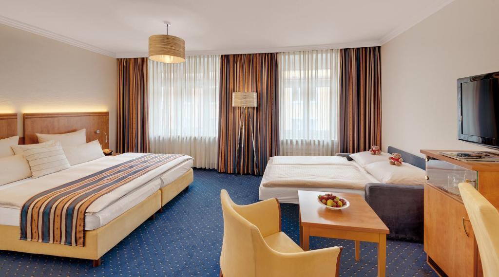 alpen hotel m nchen m nchen informationen und buchungen online viamichelin. Black Bedroom Furniture Sets. Home Design Ideas