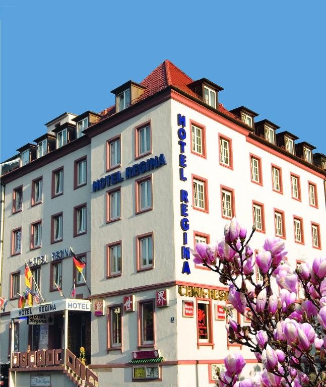 Hotel regina w rzburg book your hotel with viamichelin for Hotels in wuerzburg