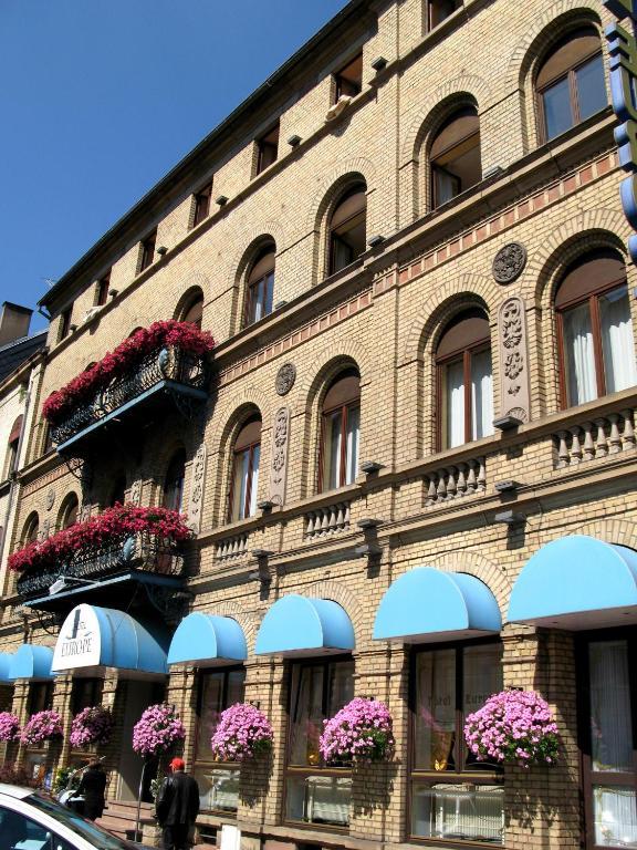 Hotel Saverne Gare