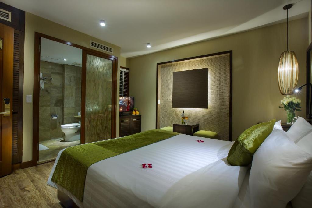Phòng Superior Giường Đôi - Bao gồm Spa