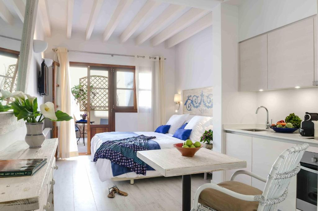 Staycatalina boutique hotel apartments appart 39 hotels for Design hotel mallorca strand