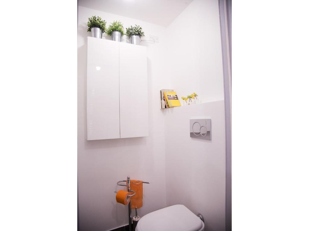 Appartement loft 39 nb locations de vacances milan - Mini seche linge appartement ...