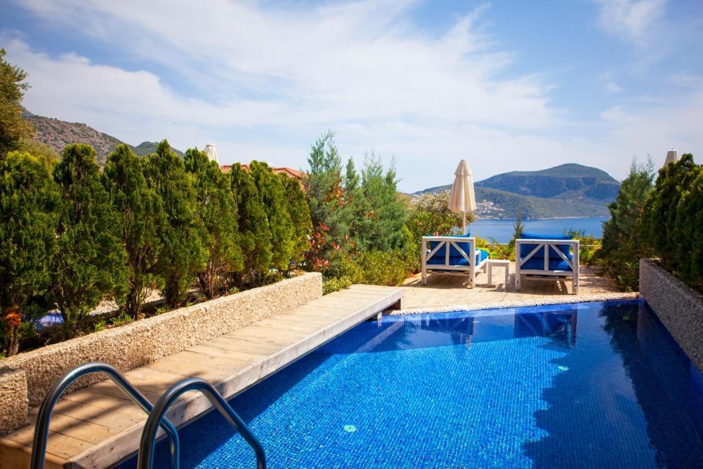 Asfiya Sea View Hotel, Kalkan, Turquía