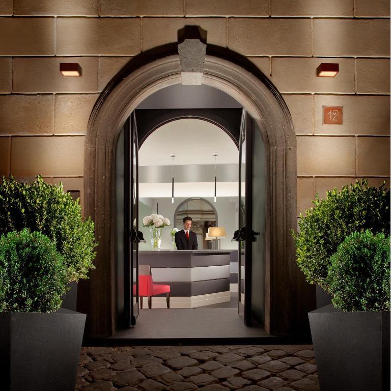 Hotel Mancino Rome