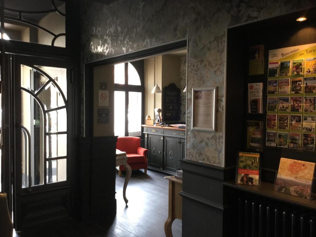 Hotel du commerce montauban for Chambre de commerce montauban