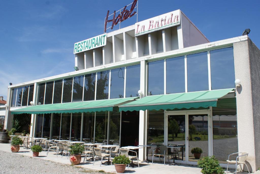 Hotel la batida pont de l 39 is re - Hotel la garriga de castelladral ...