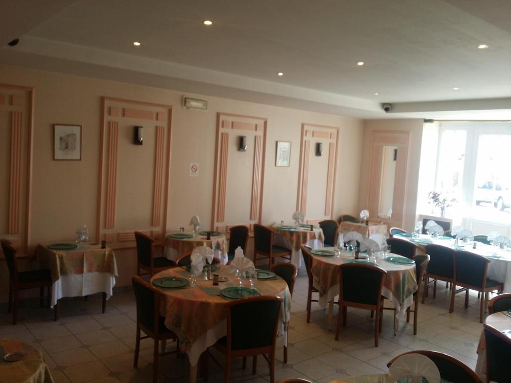Restaurant Hotel De L Europe Mauleon
