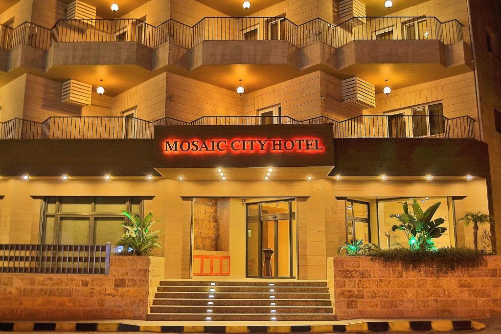 Mosaic City Hotel Madaba