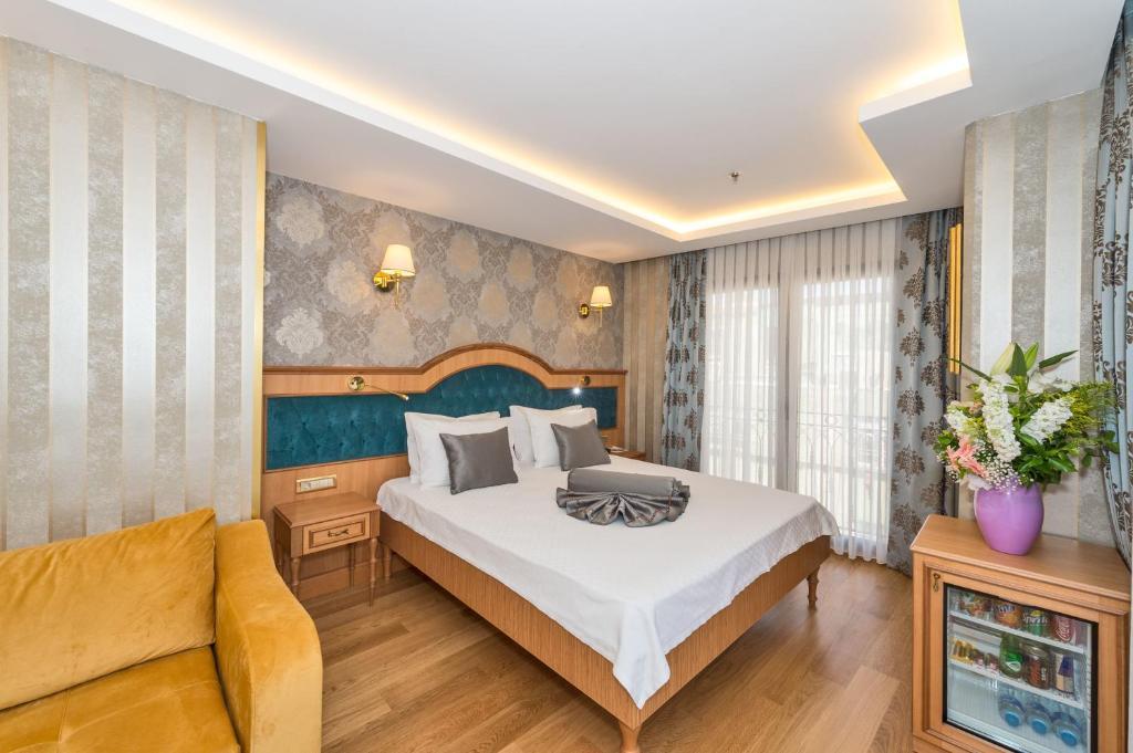 Aprilis gold hotel istanbul prenotazione on line for Aprilis hotel