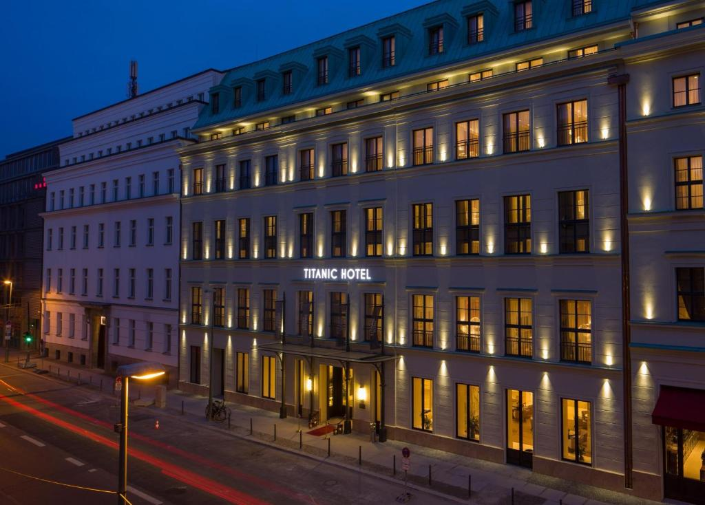 Titanic Hotel Berlin Bewertungen